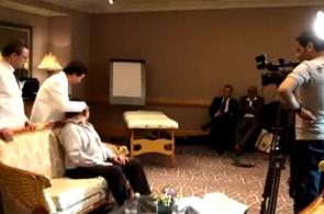 두바이 의료관광홍보회 참여 TV메디컬쇼 출연
