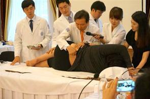 자생한방병원 신준식 박사, 한의학으로 키르기스스탄을 사로잡다